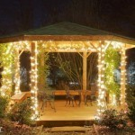 Garden Lighting at Taylors
