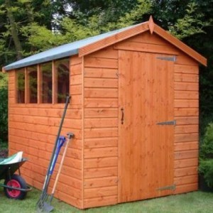 Ready Built Shed Range