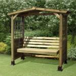 Poseidon Garden Swing Seat