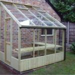 Swallow Lean to Greenhouse