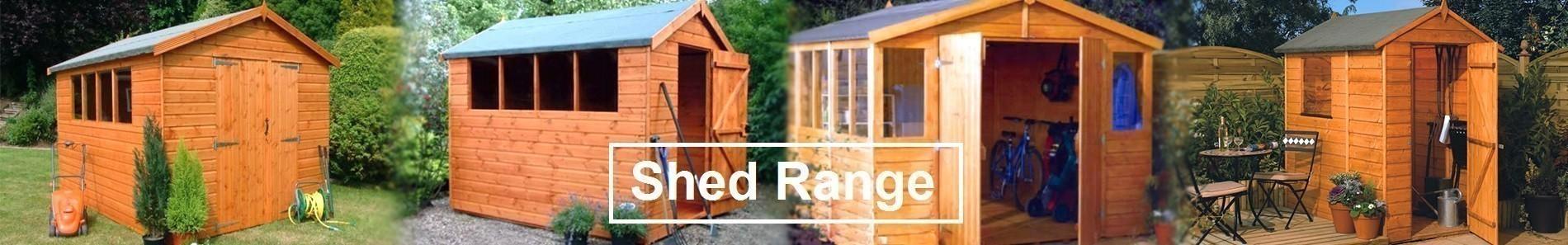 Sheds, Workshops, Garden Buildings