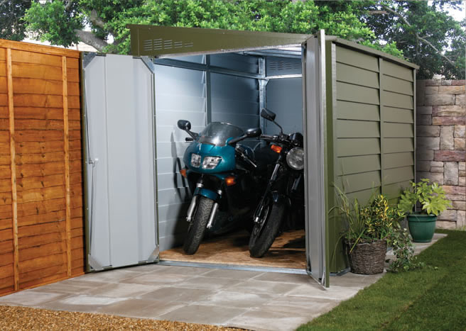 Protect a Bike 960 Motorcycle Garage