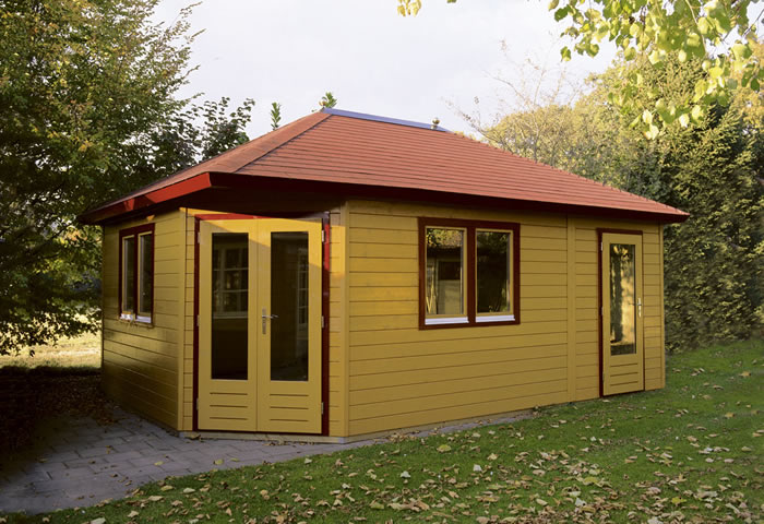 Lugarde Duo Mega Maxi Summerhouse