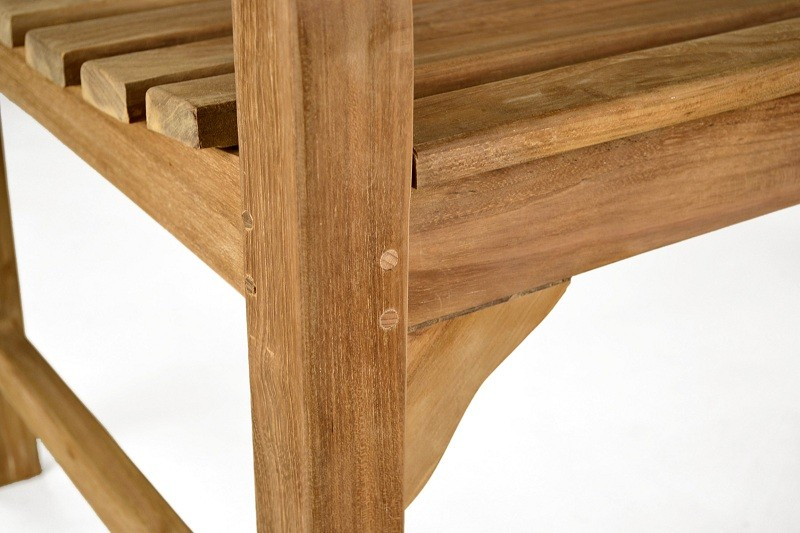 The Warwick Classic Teak Bench
