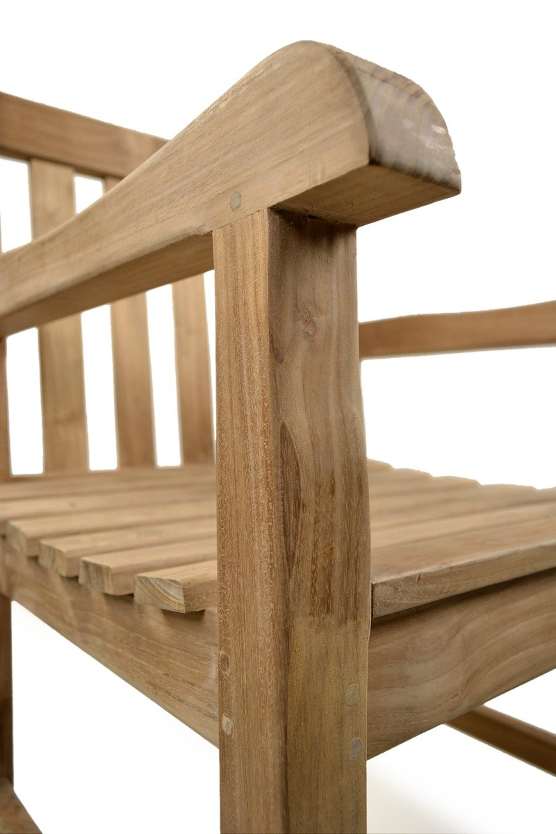 The Warwick Teak Arm Chair