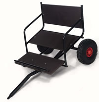 Two seater optional accessory for Go Karts