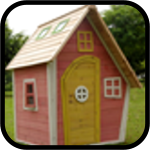 Painted Playhouses