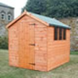 Shedlands Traditional Standard Apex Sheds