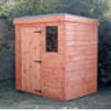 Shedlands Traditional Standard Pent Sheds