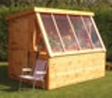 Shedlands Traditional Potting Sheds