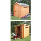 Shedlands Traditional Security Sheds