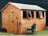 Shedlands Traditional Heavy Apex Sheds