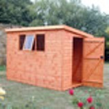 Shedlands Traditional Heavy Pent Sheds