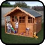 Shedlands Traditional Playhouses