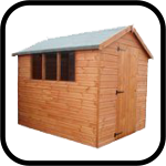 Popular Apex Shed Range