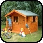 Ready Built Playhouses