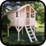 Easy Assembly Playhouses