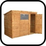 Great Value Pent Sheds