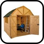 Great Value Dutch Barn Style Sheds