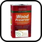 Log Cabin Wood Treatment and Accessories