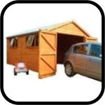 Great Value Heavy Duty Garages