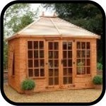 Longdon Summerhouse