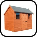 Traditional Hipex Shed Range