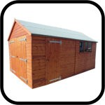 Traditional Heavy Duty Garage Range