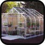 Halls Supreme Greenhouse