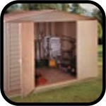 Duramax Plastic Sheds