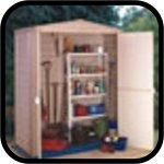 Plastic Storage Units
