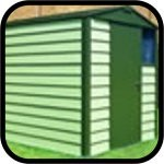 6 Series Trimetals Metal Sheds
