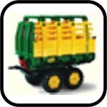 Pedal Tractor Trailers