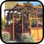 Malvern Wooden Greenhouse