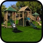 Swings - Slides and Climbing Frames