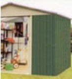 Yardmaster GEYZ66 metal Shed