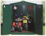 Asgard Centurion Secure Metal Shed 7'3x5'