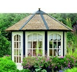 Lugarde Prima Asthall Summerhouse 2.5m diameter