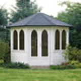 Lugarde Prima Carolien Summerhouse 3m diameter