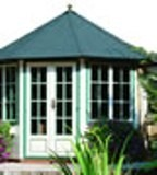 Lugarde Prima Louisa Summerhouse 3m diameter