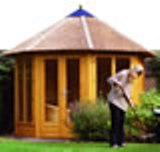 Lugarde Prima Broadwell Summerhouse 3m Diameter