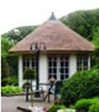 Lugarde Prima Grand Four Summerhouse 4m Diameter - including Floor