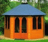 Lugarde Prima Sherbourne Summerhouse (3.5mx3m