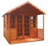 Traditional Chatsworth Summerhouse 6'x12