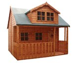 Kids Club House Playhouse 10'x 8'