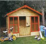 Malvern Playden Playhouse 6' x 4'