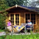 Lugarde Odense 44mm Log Cabin 3.5 x 3.5m