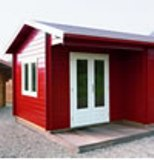 Lugarde Ruben Log Cabin 4.0m x 5.0m - including Floor
