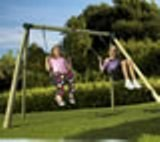 Marmoset Twin Swings 7'9x7'2x7'5