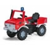 Unimog Fire Engine Pedal Truck